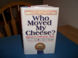 Who Moved My Cheese? A Motivational Book About Dealing with Change