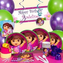 Dora the Explorer Party Tips, Dora Birthday Cake Ideas