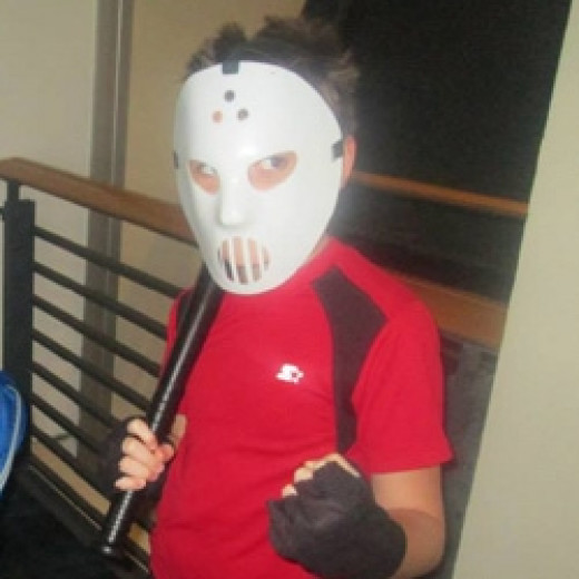 Casey Jones Costume