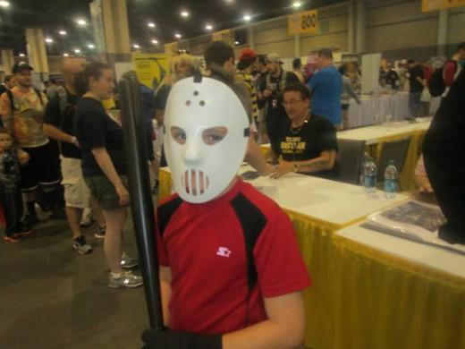 how to make casey jones mask