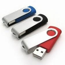 Tax deductible flash drive