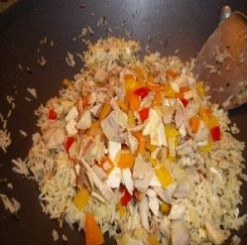 Hot Breakfast: Easy Fried Rice Recipe