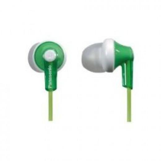 Panasonic RPHJE120G In-Ear Headphone