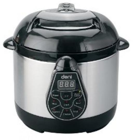 Deni 9770 Electric Pressure Cooker