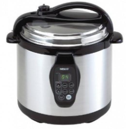 Nesco Electric Programmable Pressure Cooker