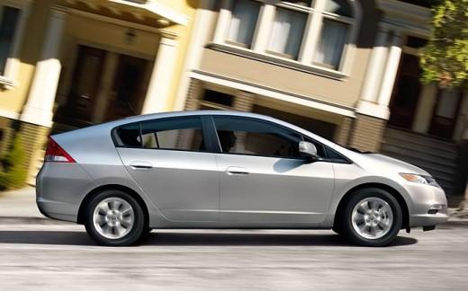 2010 Honda Insight Hybrid (honda.com)