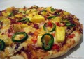 The Best Homemade BBQ Chicken Pizza Ever!