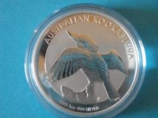2011 Kookaburra