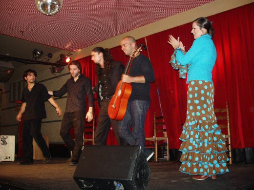 Flamenco Music & Dance at Tarantos
