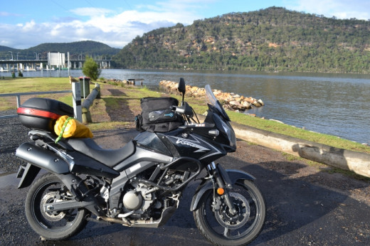 An hour north of Sydney you will find the Hawkesbury River, a beautiful part of the world.
