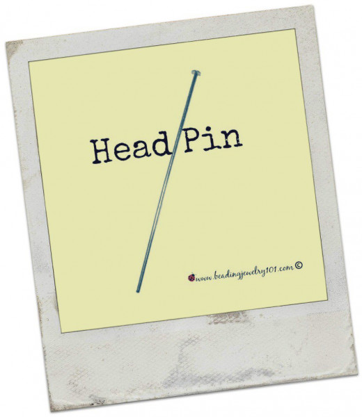 head pin
