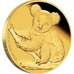 2009 Gold Koala