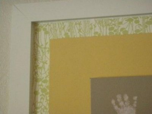 Using Wallpaper for Color