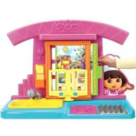 Dora Explorer Kitchen
