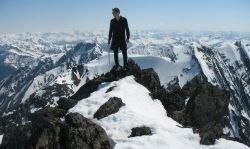 Crow Peak, Alaska