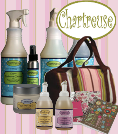 Find more eco chic products from Chartreuse at TheGreenerEarth.com!