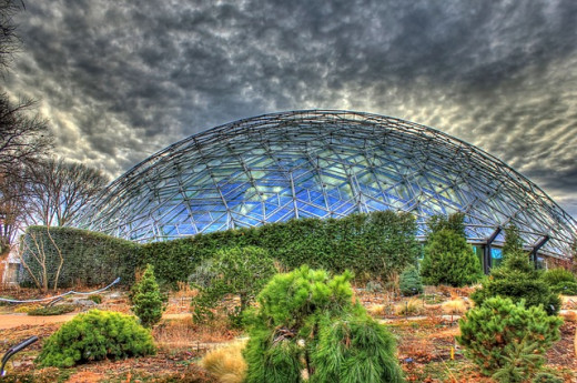 Climatron Botanical Garden