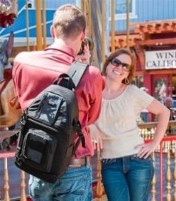 Stylish Camera Bags for SLR Cameras: Men and Women