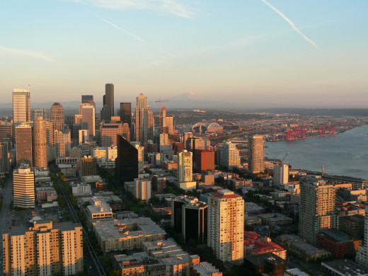 Seattle waits for the next Cascadia Megathrust.