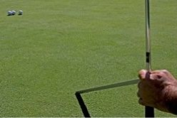 How to measure the speed of a golf putting green