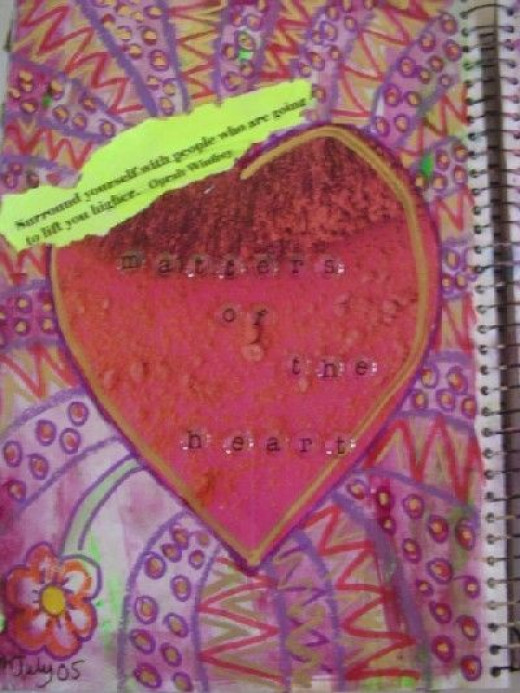 Another Page From One Of My Journals