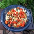 Tomato Basil Tilapia Recipe