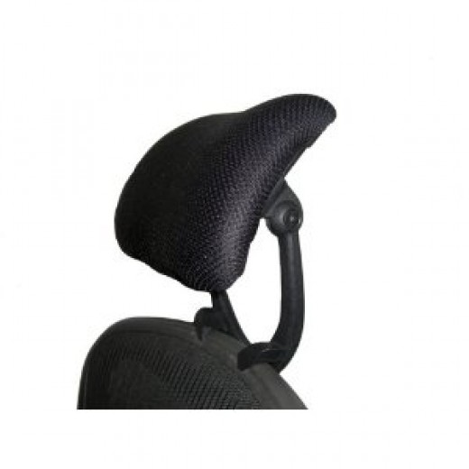 Headrest accessory. I don't need it because I'm short, but some people may.