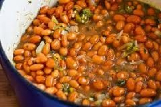 BPA Free Beans for chili