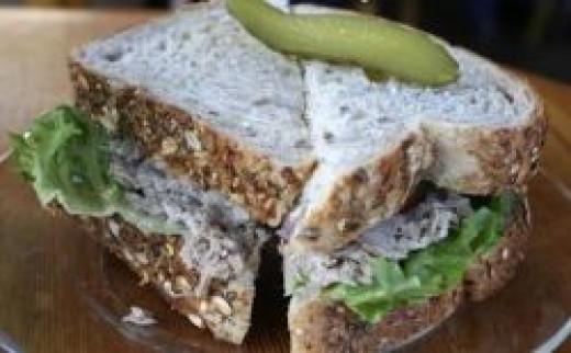 BPA Free canned tuna