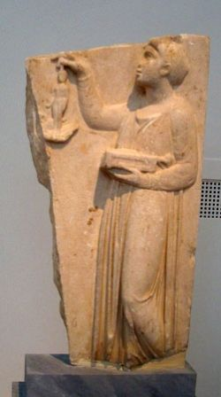 Photo by Ellen Brundige, National Museum of Athens