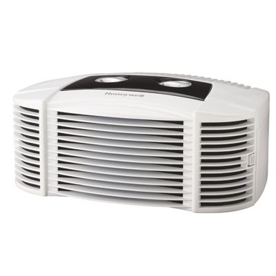 Even an inexpensive air purifier like this Honeywell can make a huge impact on the quality of your child's sleep