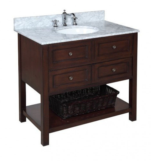 Fantastic Pottery Barn Bathroom Vanity  For Our Home  Pinterest