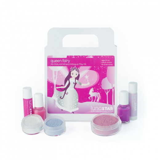 Luna Star makes great play makeup kits you can feel comfortable giving to your daughter