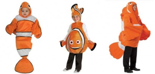 Fish Costume Assortment