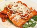 Authentic quick fried 10 minute enchiladas.