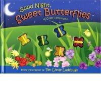Good Night Sweet Butterflies