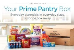 What is the difference between Amazon Prime and Prime Pantry