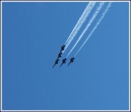 Blue Angels Team