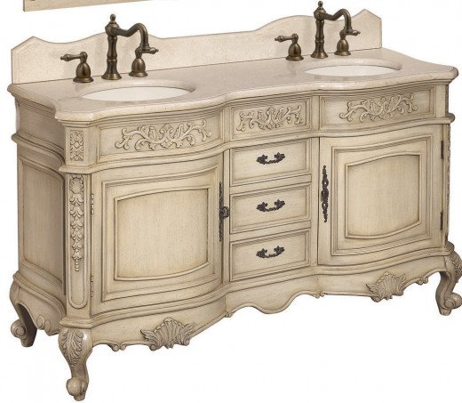 French Country Bathroom Vanities: French Provincial Bathroom Vanities Online : Find.Like.Buy