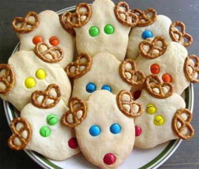 Cookie in a Reindeer