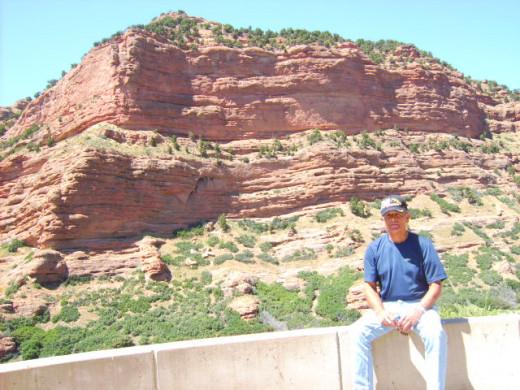 Our way to California through Utah 2009