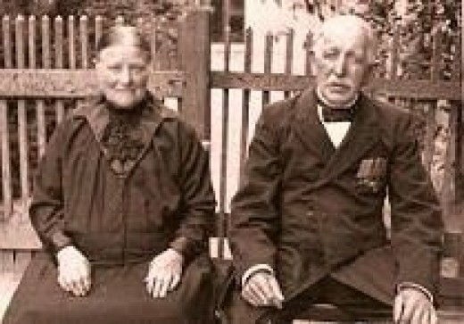 My German maternal great grandparents