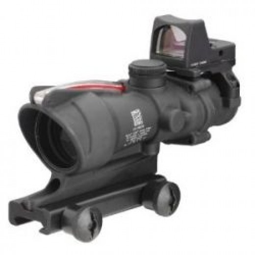 4X32 Trijicon ACOG Scope