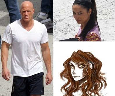 Brutus and Enobaria Actors on Catching Fire Set