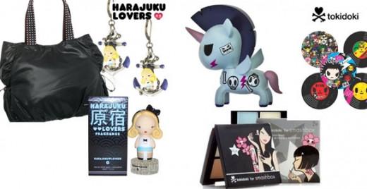 Some HL and Tokidoki Merchandise