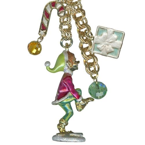 Kirks Folly Ouch the Elf Keychain Charmer