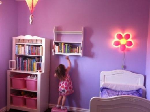 My daughter's Hello Kitty bedroom!