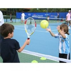 Toddler Tennis Racquets and Ball