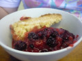 Best Ever Apple and Blackberry Crumble Recipe