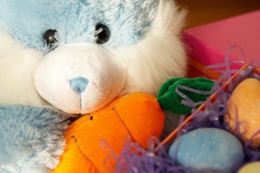 Easter Bunny (licensed from Jupiter Images Corporation)